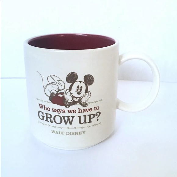 To Up Who Mug We Hallmark Says Have Disney Grow SzMpUVqG